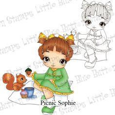 Picnic Sophie - $2.50