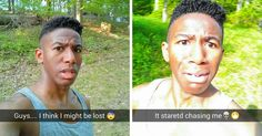 This Guy's Incredibly Unlucky Snapchat Story Shows Why Friday The 13th Is Not A Joke | Bored Panda