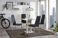 ESSTISCH In Weiß. Ideal Für Kleine Räume: ...