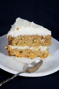 Recette de Carrot cake avec glaçage : la recette facile