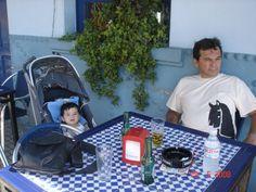 En la Gomera con Papa