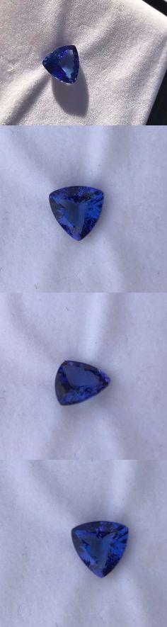 Tanzanite 4195: 3.50 Carats Natural Tanzanite Loose Gemstone - Trillion -> BUY IT NOW ONLY: $719 on eBay!