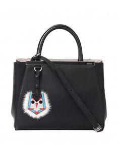Fendi 2Jours Shopping Bag
