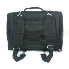 $36 - Prefer Pets Backpack Pet Carrier in Black