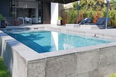 Get the newest photos of Terrasse Piscine Semi Enterree on this web. Terrasse Piscine Semi Enterree pictures are posted by Admin on January Small Backyard Pools, Small Pools, Swimming Pools Backyard, Swimming Pool Designs, Garden Pool, Pool Landscaping, Semi Inground Pools, Southern Cottage, Concrete Pool