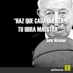 Haz que cada día sea tu obra maestra. #victoria #confianza #motivación #frases… Running Motivation, Fitness Motivation, Motivational Words, Inspirational Quotes, Einstein, Philosophy, Air Max, Me Quotes, Coaching