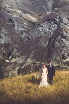 Queenstown, New Zealand wedding with @simplyperfect
