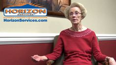 Watch to see why Sandy is so comfortable calling Horizon Services when she needs help around her home.