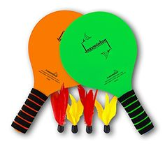 indoor camping set kids - Jazzminton - The Paddle Game to Rule them All * You can get more details by clicking on the image. (This is an affiliate link) Giant Outdoor Games, Outdoor Water Games, Outdoor Toys, Outdoor Play, Indoor Camping, Camping Set, Camping Games, Family Camping, Camping Ideas