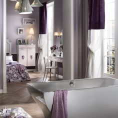 Want to treat yourself with the feeling of luxury and elegance on a refined bathroom?