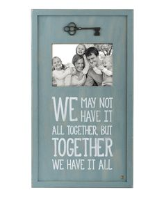 'Together' Framed Wall Art