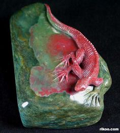 Indian Agate Lizard