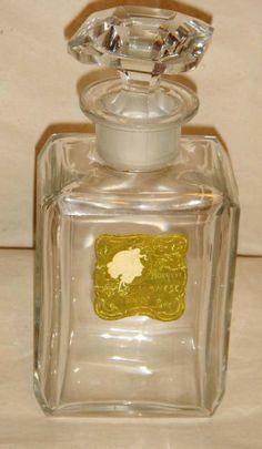 Farnese Bouquet Violet Baccarat Perfume Bottle - Quirky Finds Vintage