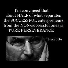 Wisdom words by Steve Jobs