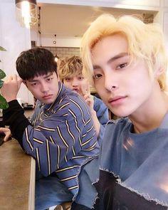 Jun, Donghun & Chan