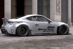 Greddy 86/FRS/BRZ Full Rocket Bunny Wide-Body Aero...