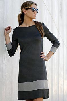 Elisa Cortés-Colección Elisa Cortés Dress Robes, Tunic Tops, Dresses, Women, Fashion, Vestidos, Dressmaking, Winter, Moda
