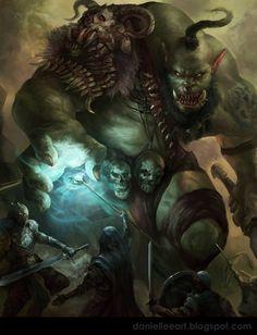 Random battle :), Daniel Lee on ArtStation at https://www.artstation.com/artwork/random-battle