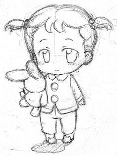 Random Chibi 15 by CatPlus.deviantart.com on @deviantART