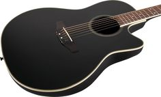 Applause/Ovation Acoustic-Electric Guitar.