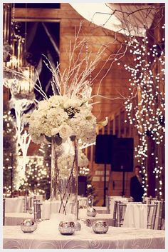 Reception. Get Inspired...Check out our blog for the other top 4 wedding themes of 2014 http://www.classicveils.com/blogs/classic-veil-tidbits/10964189-5-top-wedding-themes-for-2014
