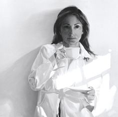 ¨Self portrait¨ 100x100 www.carmenmerino.com