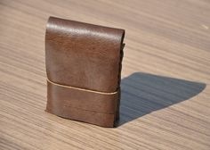 Wallet Leather Card Holder  credit card holder  by LeatherWay, $20.99