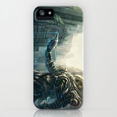 Another CO X PureHAY artist series -- Assassin iPhone & iPod Case by Another-CO - $35.00