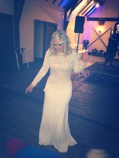 Wedding dress Lace from dellton.co.uk