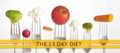 The 13 day Diet