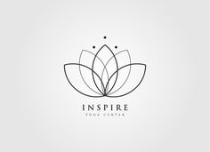 Resultado de imagen de lotus flower logo