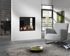 Modern Architectural Fireplaces fig studio architecture + interiors: concrete fireplaces