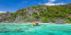 Είναι το μεγαλύτερο νησί της επαρχίας Palawan στις Φιλιππίνες. Η βόρεια ακτή του βγάζει προς τη Νότια Σινική Θάλασσα και ο νότος του είναι μέρος του αρχιπελάγους Sulu. Πρόκειται για το ομορφότερο νησί του κόσμου σύμφωνα με τους αναγνώστες του Condé Nast Traveler, οι οποίοι μόλις ψήφισαν.