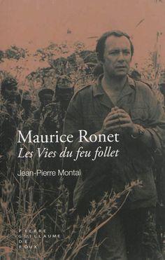 Maurice Ronet, Les vies du feu follet  de Jean-Pierre Montal, éd. Pierre-Guillaume de Roux #Librairie #Mollat #mauriceronet #ronet