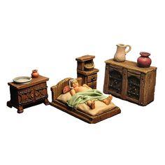 accessoires chambre médiévale