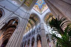 Catedral de La Almudena, Madrid HDR