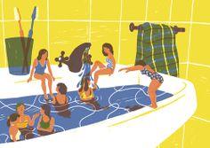 """Little People"" - by Marta Monteiro"