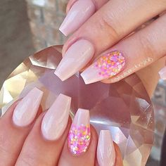 Fantastic use of our porcelain pearl naked color acrylic (ncac407) by…