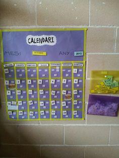 Calendari Escola Lacustària
