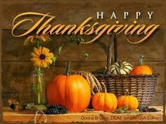 Happy Thanksgiving from Massage Envy MB!