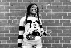 Azealia Banks, smiley