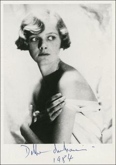 Daphne Du Maurier was that brilliant author who creeped people out (through Alfred Hitchcock) with her stories, including The BirdsandRebecca.