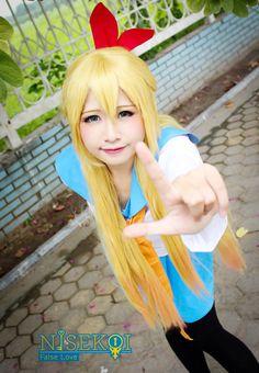 Chitoge Kirisaki - Tsukihime(Tsukihime) Chitoge Kirisaki Cosplay Photo - Cure…