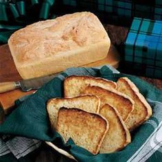 English Muffin Bread Recipe | Taste of Home Recipes