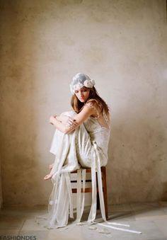 Honey Buy: Claire Pettibone Bridal 2012 ad campaign