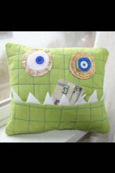 Monster Money Holder