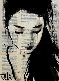 Art by Loui Jover #Art #ContemporaryArt #PopArt