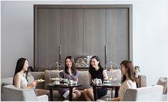 파크 하얏트 서울의 코너스톤 '레이디스 후 런치' 선보여 Mirror, Mirrors