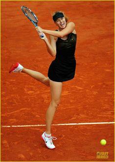 Maria Sharapova #tennismotivation