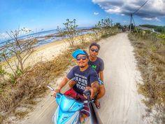 let's rock #lembongan #snorkling #relax #jungutbatu #gopro #goproid #sunsine